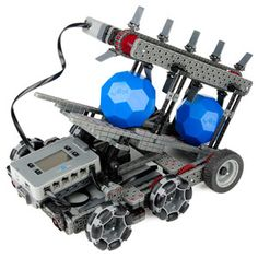 VEX IQ Clawbot IQ - Built with a Starter Kit   Build A Robot Today ...