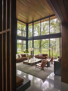 Contemporary Interior Design, Modern House Design, Interior Design Living Room, Living Room Designs, Midcentury Modern Interior, Natural Modern Interior, Modern Contemporary, Living Rooms, Interior Livingroom
