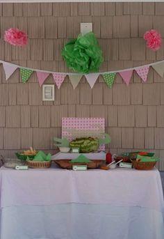 "Photo 3 of Alligator - Pink & Green / Birthday ""Emmeline's Birthday"" Pink Birthday, 4th Birthday Parties, 3rd Birthday, Birthday Ideas, Graduation Celebration, Graduation Ideas, Alligator Party, Diaper Shower, Baby Shower"