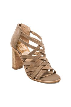 7414c658f024 Dolce Vita Franney Heel in Taupe Revolve Clothing