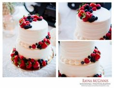 Whole foods Berry Chantilly wedding cake 91915 Pinterest