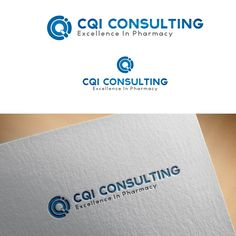 Create an elegant, professional logo for a pharmaceutical firm by drie_