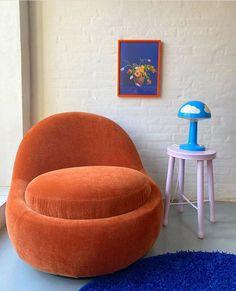 Room Ideas Bedroom, Bedroom Decor, Cloud Pattern, Keramik Design, Aesthetic Room Decor, Funky Furniture, Dream Decor, My New Room, House Rooms