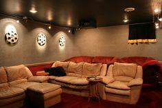 Home Theater Room Decorating Ideas Unique Home Ideas