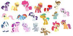 my little pony - Buscar con Google