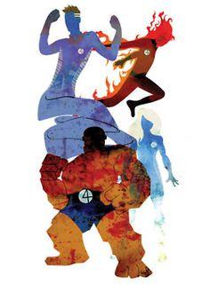 Fantastic Four Art