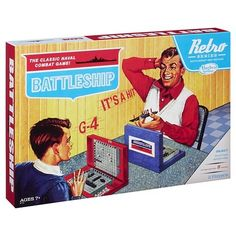 Battleship Game Retro Series 1967 Edition : Target