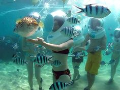 5 quirky Bali water activities you don't need to be a swimmer to enjoy