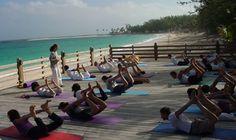 Paradise Island, Nassau  Sivananda Ashram Yoga Retreat (2 daily yoga sessions, including asana, silent meditation, mantra chanting and lecture)