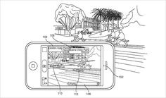 #iladies Apple patents augmented reality mapping system for iPhone #applenews