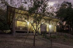 Casa de Bambú en Manabí, Ecuador - Arquitectura Vernácula 9