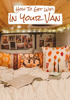 Have you ever dreamed of living in a van but need reliable internet access? Read on to learn how you can boost public wifi and have your own secure network in your van via the WiFi Ranger life hacks life aesthetic life budget life interior life vehicles Build A Camper, Diy Camper, Vw Camping, Camping Hacks, Glamping, Camping Packing, Camping Outfits, Family Camping, Van Kitchen