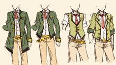 school uniform male by shihoran on DeviantArt Winter / Fall / Summer / Spring School Uniform Anime Uniform, Character Outfits, Character Art, Drawing Anime Clothes, Guy Drawing, Drawing Ideas, Drawing Practice, Manga Drawing, Uniform Design