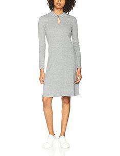 Lacoste kleid damen ebay
