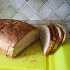 Egy finom Házi kenyér tepsiben sütve ebédre vagy vacsorára? Házi kenyér tepsiben sütve Receptek a Mindmegette.hu Recept gyűjteményében! Lidl, Banana Bread, Desserts, Food, Tailgate Desserts, Deserts, Essen, Postres, Meals