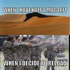 Call of Duty Reload Logic