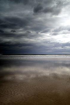 Beach #shadesofgrey