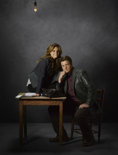 Additional Castle Season 5 promotional photos have been released by ABC of Stana Katic, Nathan Fillion, and the rest of the Castle cast. http://www.examiner.com/slideshow/castle-season-5-cast-photos-1