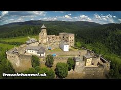 Slovensko od A po Z - Travel Channel Slovakia Travel Channel, Mansions, Country, House Styles, Youtube, Self, Manor Houses, Rural Area, Villas