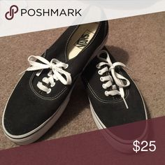 3f4dee4328 Selling this Black Vans Low Tops on Poshmark! My username is  toristory7.