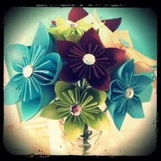My bouquet for the wedding