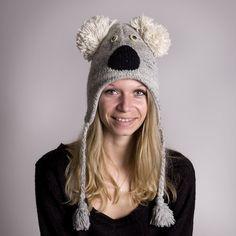 Thao - Čepice Osel pro dospělé Oslo, Winter Hats, Fashion, Moda, Fashion Styles, Fashion Illustrations
