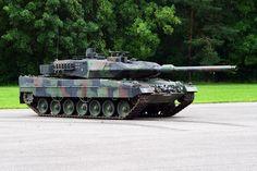 LEOPARD 2A6 (Federal Defence Forces of Germany - Bundeswehr)
