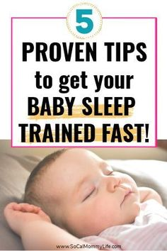 End sleepless nights by following these 5 proven tips on sleep training your baby. See how I sleep trained my 6 month old in just 5 days! #babytips #sleeptraining #newborn #babysleep #childsleep Toddler Sleep Training, 6 Month Old Baby, Kids Sleep, Baby Girl Names, Thing 1, Mom Blogs, Baby Care, Baby Sleep Schedule, New Moms