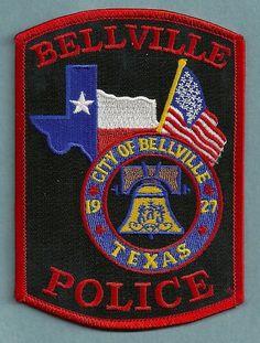 Bellville PD TX