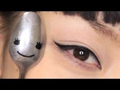MY SPOON STORY ~ Apply Eyeliner & Mascara,Curl your Lashes ~