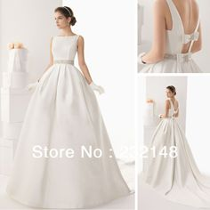Find More Wedding Dresses Information about 2015 Hot Sale Affordable Women Custom Made Fish A Line High Quality Audrey Hepburn Style Wedding Dress,High Quality wedding dresses stars,China wedding dress applique Suppliers, Cheap wedding dress code men from Custom Wedding & Evening Dresses Factory on Aliexpress.com