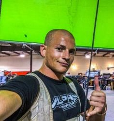 Meet 33-year-old Brent Steffensen Stuntman/Acrobat/Extreme Athlete and also boyfriend of former gymnast Kacy Catanzaro who became the first woman to conquer the American Ninja Warrior course!