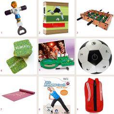 Günstige Geschenkideen zu Weihnachten für Sportaholics