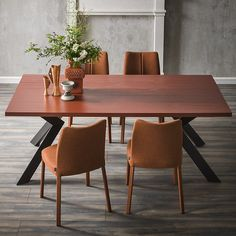 Found it at AllModern - Modern Dining Table