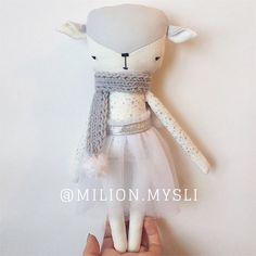 "Polubienia: 116, komentarze: 12 – ✨ Hand Made Dolls ✨ (@lambiland) na Instagramie: ""We have a lucky winner!  @milion.mysli congratulations !!!  I'll post the video a couple of…"""