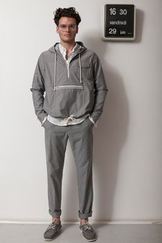 LOOK24  SPRING 2013 MENSWEAR  Band of Outsiders