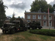 September commemoration 2016 @ Klondike Veghel  72 jears ago headquarters of the 101st airborne division
