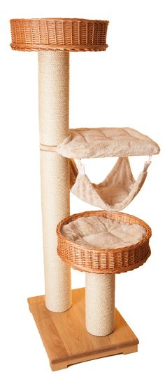 Maxi Tigga Cat Scratching Tower