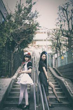 Japanese Girl Band, Japanese Female, Extreme Metal, Alternative Metal, Female Guitarist, Power Metal, Post Punk, Girl Bands, Japanese Artists