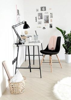 Leuk thuis kantoor met de Essence Medina! http://www.gewoonstijl.nl