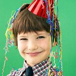 Ring in the New Year with Crafts, Food & Fun: Confetti Hats (via Parents.com)
