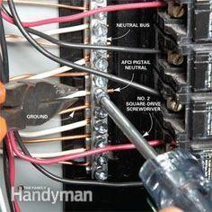 wiring a breaker box breaker boxes 101 diy pipe pallet furniture rh pinterest com Wiring Generator to Breaker Box Simple Wiring Breaker Box