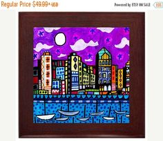 Sydney Australia Skyline City Coloring Book Pages Adult Cityscape Printable Instant Download