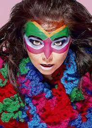 Image result for bjork makeup