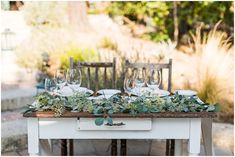 Hannah and Scott's Rustic Chic Outdoor Ranch Wedding in California by Kreate Photography Tuscan Wedding, Boho Wedding, Wedding Blog, Rustic Chic, Ranch, California, Table Decorations, Fat, Photography