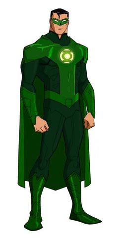 Clark Kent as Green Lantern by Shogo Amakuza #Superman