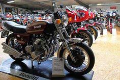 Benelli Motorräder