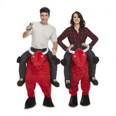 Déguisement Porte Moi Red Bull adulte #deguisementsadultes #PorteMoi #CarryMe