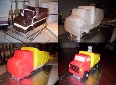 Cake instructions