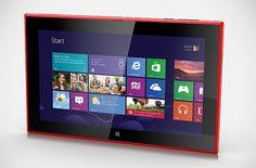 Nokia Lumia 2520 - Finally nokia's table
